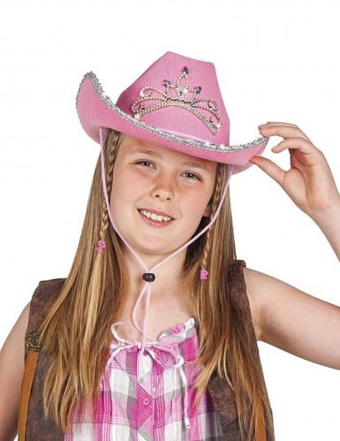 Cowgirl-Cowboy - Hut für Kinder