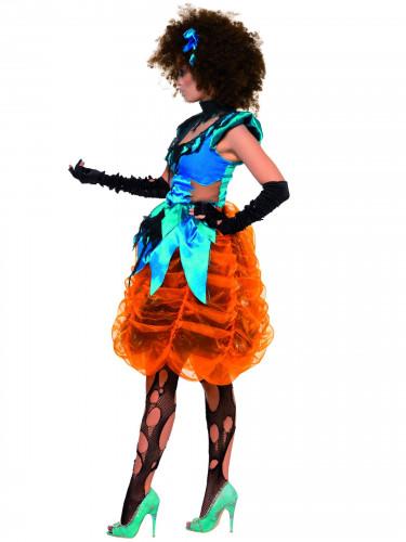 Hexen - Kostüm Halloween für Damen-2