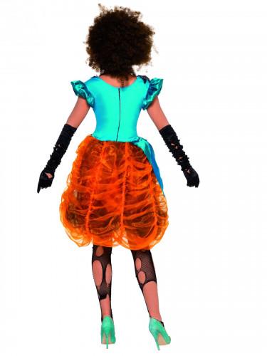 Hexen - Kostüm Halloween für Damen-1