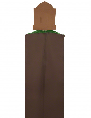 Skelett-Kostüm Grabstein für Erwachsene-2