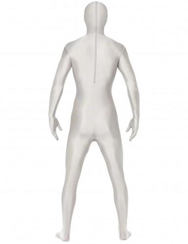 Halloween hautenges Kostüm mit Narbe-1