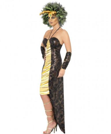 Halloween Kostüm Meerkönigin für Frauen-2