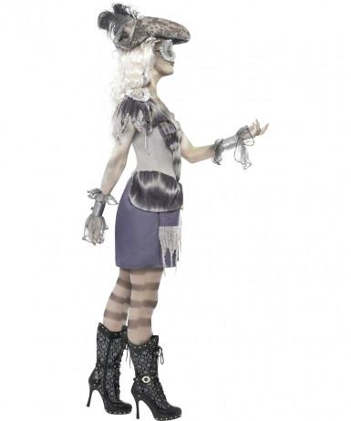 Halloween Kostüm Geisterpirat für Erwachsene-2