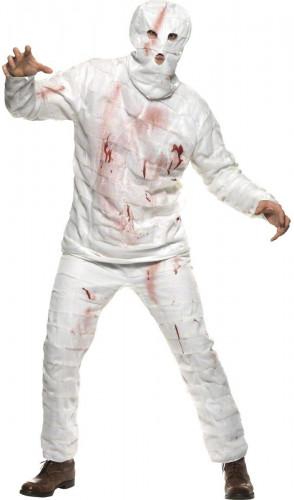 Mumien-Kostüm Erwachsene Halloween