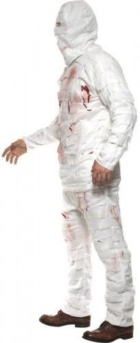 Mumien-Kostüm Erwachsene Halloween-1