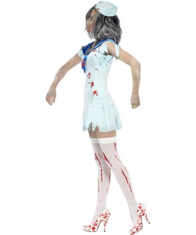 Zombie-Seemann Damenkostüm Halloween-2