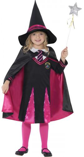 Hexenlehrlingskostüm Kinder Halloween