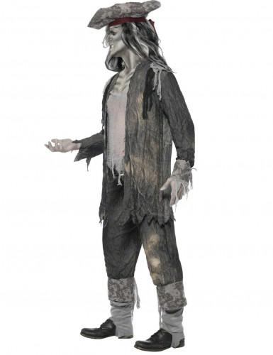Gespenst Piraten Kostüm für Herren-1