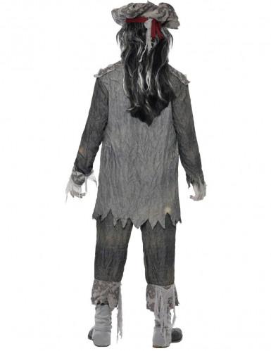 Gespenst Piraten Kostüm für Herren-2