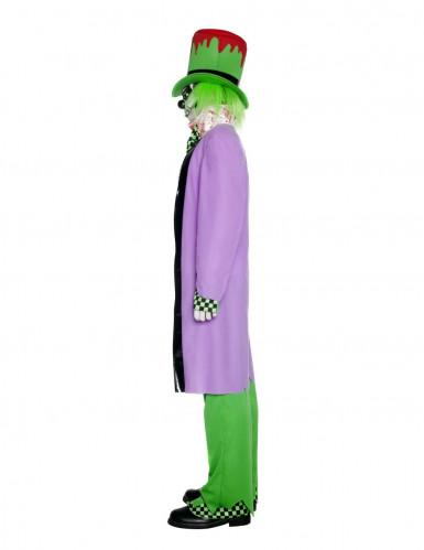 Teuflisches Hutmacher-Kostüm Erwachsene Halloween-2