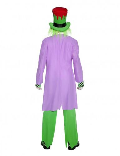 Teuflisches Hutmacher-Kostüm Erwachsene Halloween-1