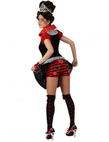 Herzköniginnen-Kostüm für Damen-1