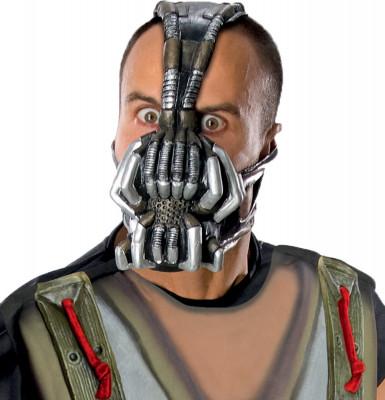 Batman™ Bane 3/4-Maske für Erwachsene