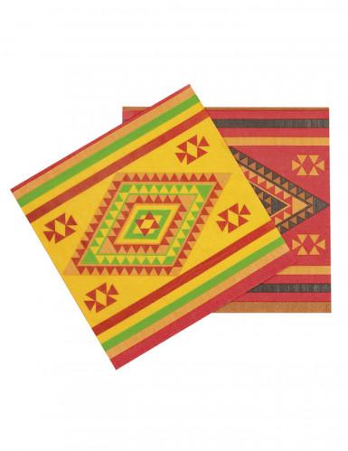 Mexikanische Servietten