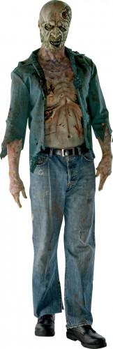 Verwester Zombie -Kostüm The Walking Dead™ für Erwachsene
