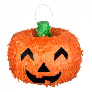 3D Kürbis-Piñata für Halloween