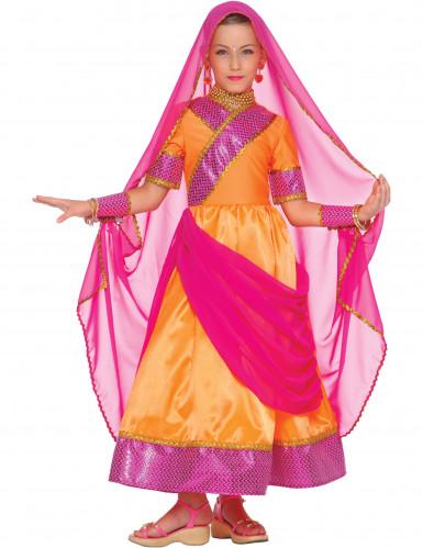 Bollywood Prinzessin Kostüm für Mädchen