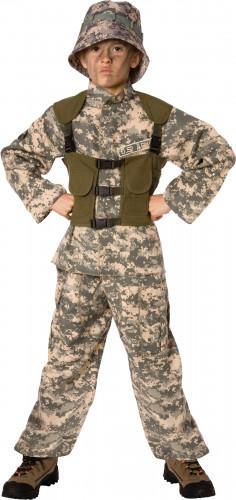 Militär Kinderkostüm