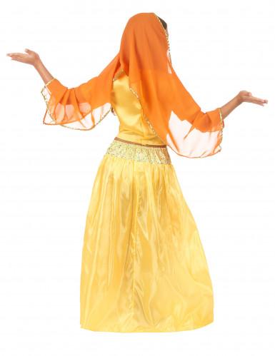 Bollywood Prinzessin Kinderkostüm für Mädchen-2