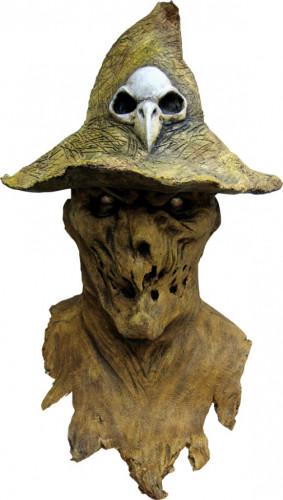 Vogelscheuche Maske für Erwachsene Halloween