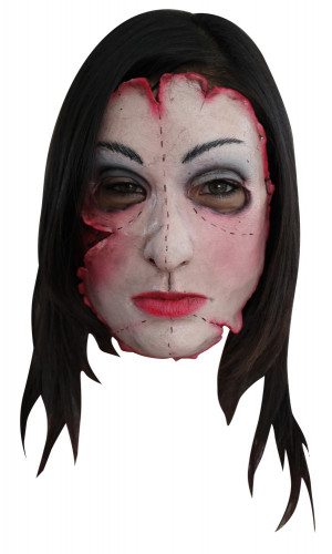 Mörderin Maske Erwachsene Halloween