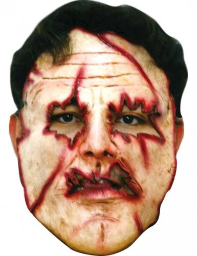Mörder Maske Einschnitte Erwachsene