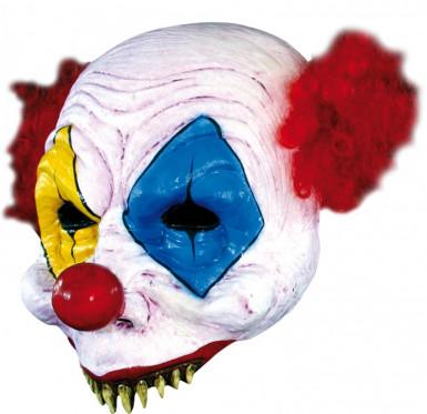 Clown Maske schrecklich Erwachsene Halloween