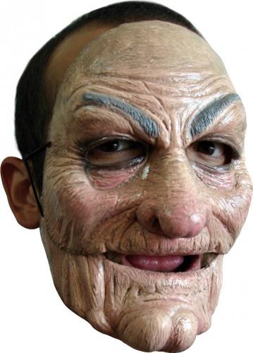 Alter Mann -Maske für Erwachsene