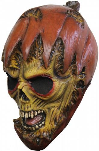 schreckliche Kürbis Maske Halloween für Erwachsene
