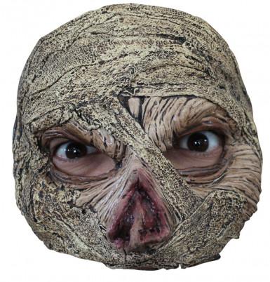 Momien Halbmaske Halloween für Erwachsene