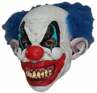 Clowns - Maske Halloween für Erwachsene