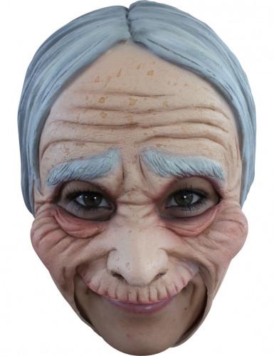 Alte Frau Maske für Erwachsene Halloween