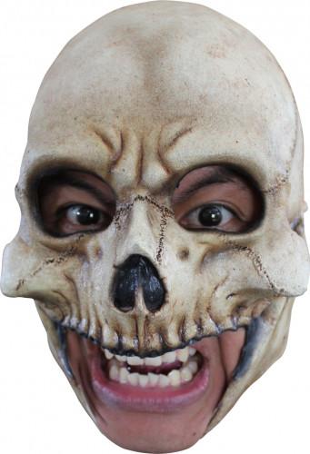 Skelett-Mask für Erwachsene Halloween