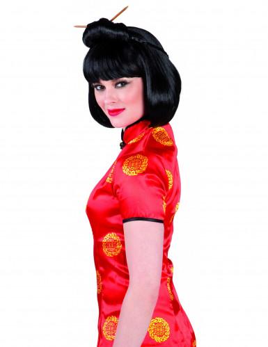 Chinesische Perücke für Erwachsene
