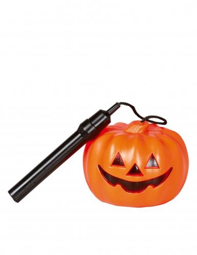Taschenlampe Kürbis Halloween