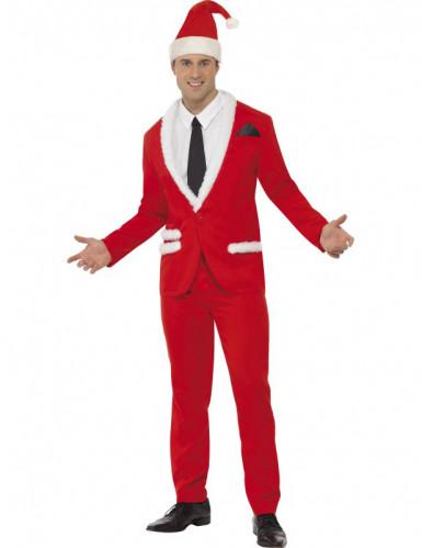 Weihnachtsmann Anzug für Herren