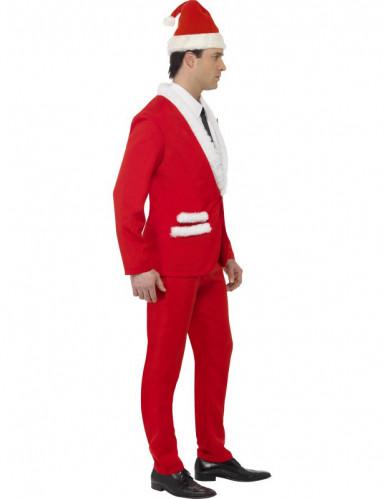 Weihnachtsmann Anzug für Herren-2