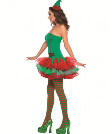 Sexy Elfen-Kostüm für Damen-2