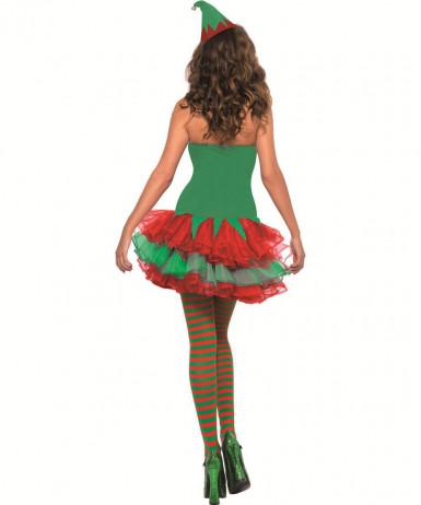 Sexy Elfen-Kostüm für Damen-1
