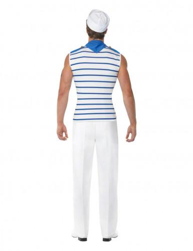 Seemanns-Kostüm für Herren weiss-blau-1