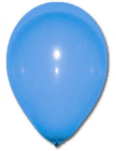Luftballons Blau 27cm