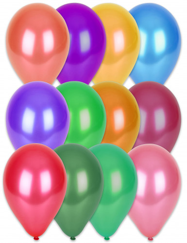 Metallic-Ballons 29 cm