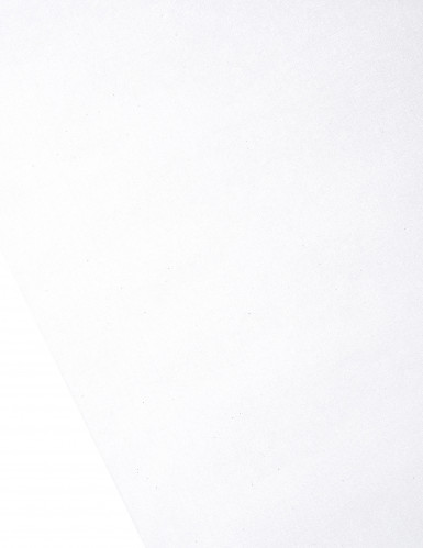 Tischläufer aus glänzend weißem Organza-1