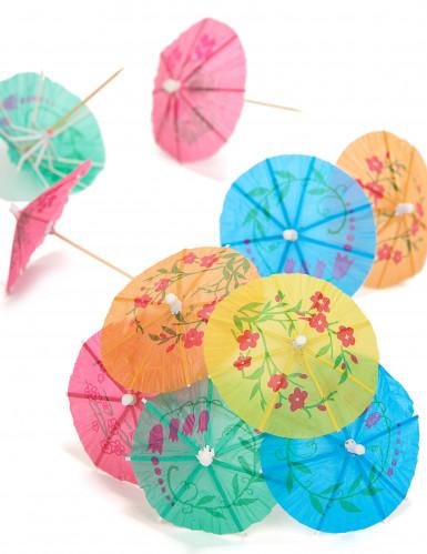 10 Party-Schirmchen