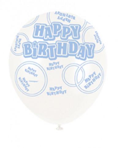 6 Luftballons - Happy Birthday