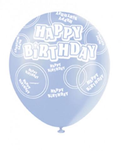 6 Luftballons - Happy Birthday-1