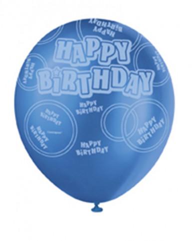 6 Luftballons - Happy Birthday-2