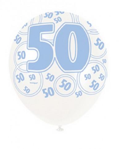 6 Luftballons - 50 Jahre