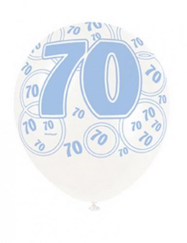 6 Luftballons - 70 Jahre