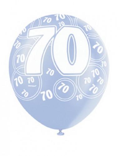 6 Luftballons - 70 Jahre-2